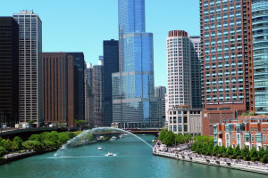Chicago artificial grass