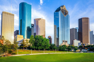 Servicing Houston and The Woodlands with artificial grass