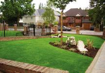 Artificial Grass Yard