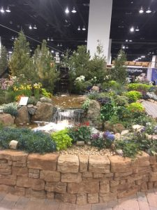 Wonderful For The Past 8 Days, The Largest And Most Prestigious Home And Garden Show  Has Been Taking Place At The Colorado Convention Center.
