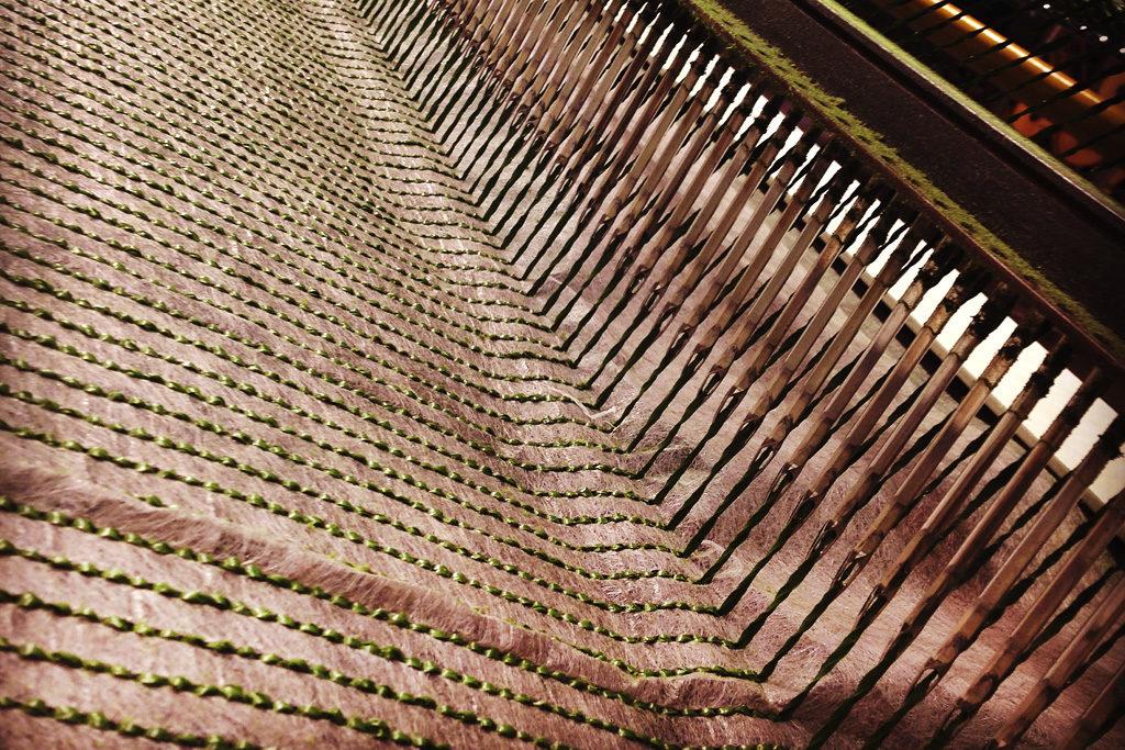 Artificial Grass Stitching