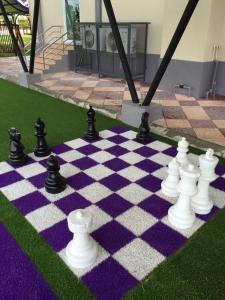 Artificial Turf Play Area | Silver Fern International School Roi-Et.